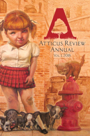 Atticus Review Annual Vol1, 2018
